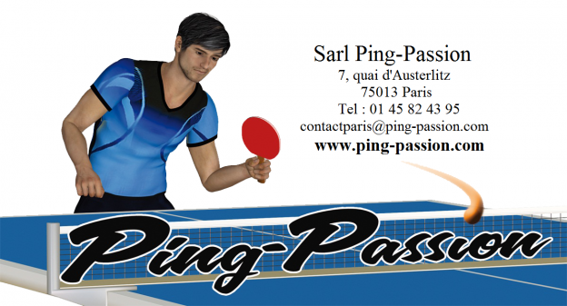 logo ping passion