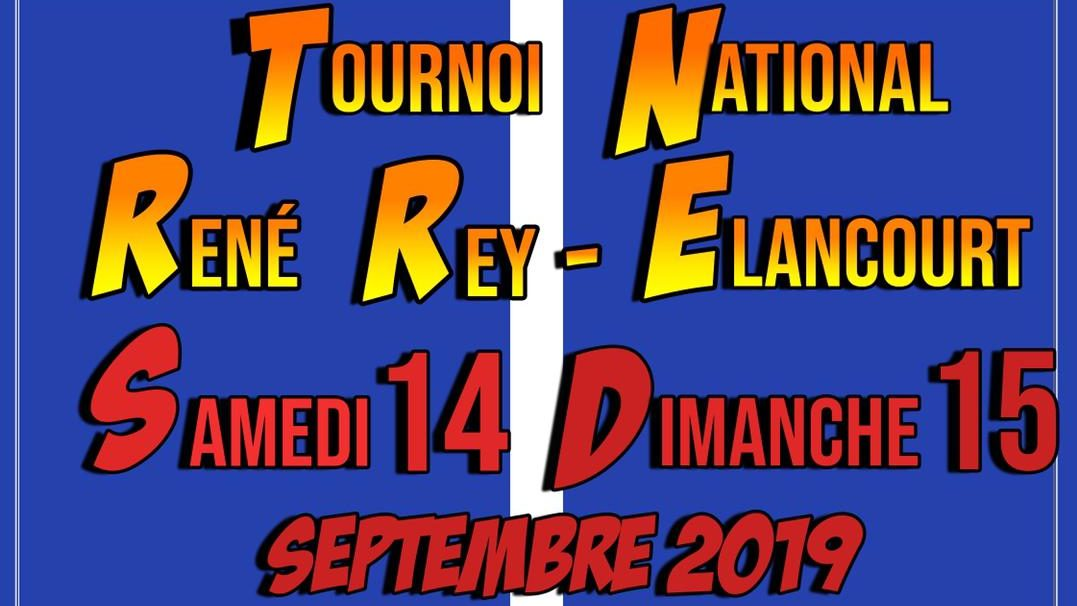 Tournoi National René Rey-Elancourt (78)