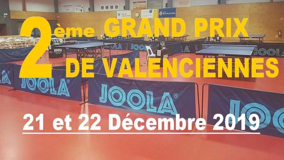 Tournoi de Valenciennes 2019